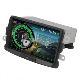 Штатная магнитола BlackMix для для Renault Duster/Sandero Android