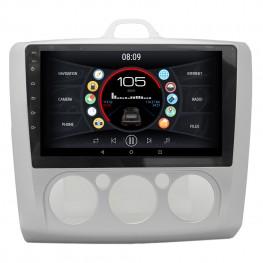 Штатная магнитола BlackMix для для Ford Focus LS Android