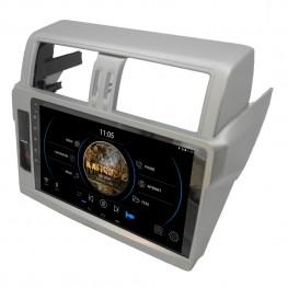 Штатная магнитола BlackMix для Toyota Land Cruiser Prado 150 (2014+) (canbus) Android