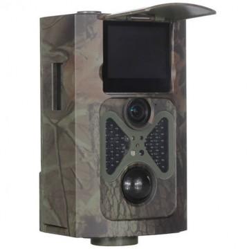 Фотоловушка для охраны и охоты BlackMix HC-500M с модулем GSM (GPRS, MMS)